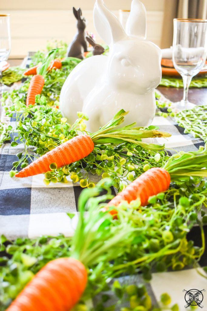 Bunny & Carrot Patch JENRON DESIGNS