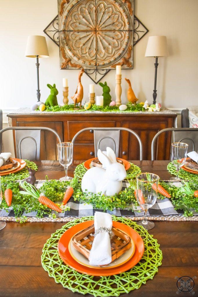Bunny & Carrots JENRON DESIGNS