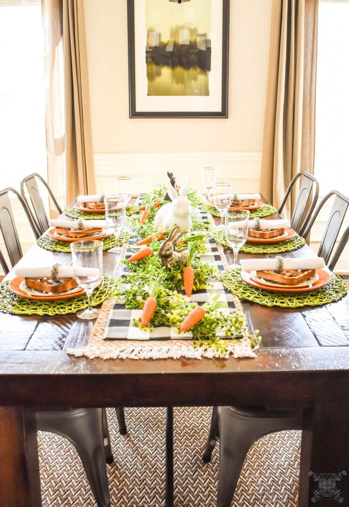 Easter Table JENRON DESIGNS