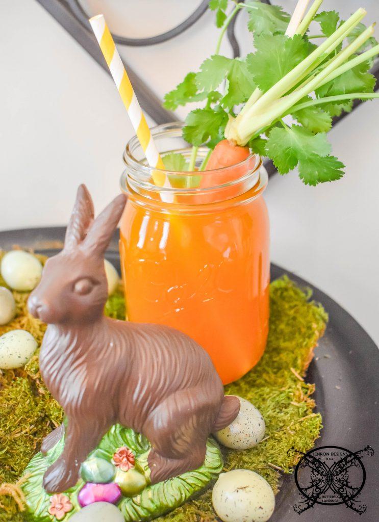 Fuzzy Bunny Cocktails JENRON DESIGNS