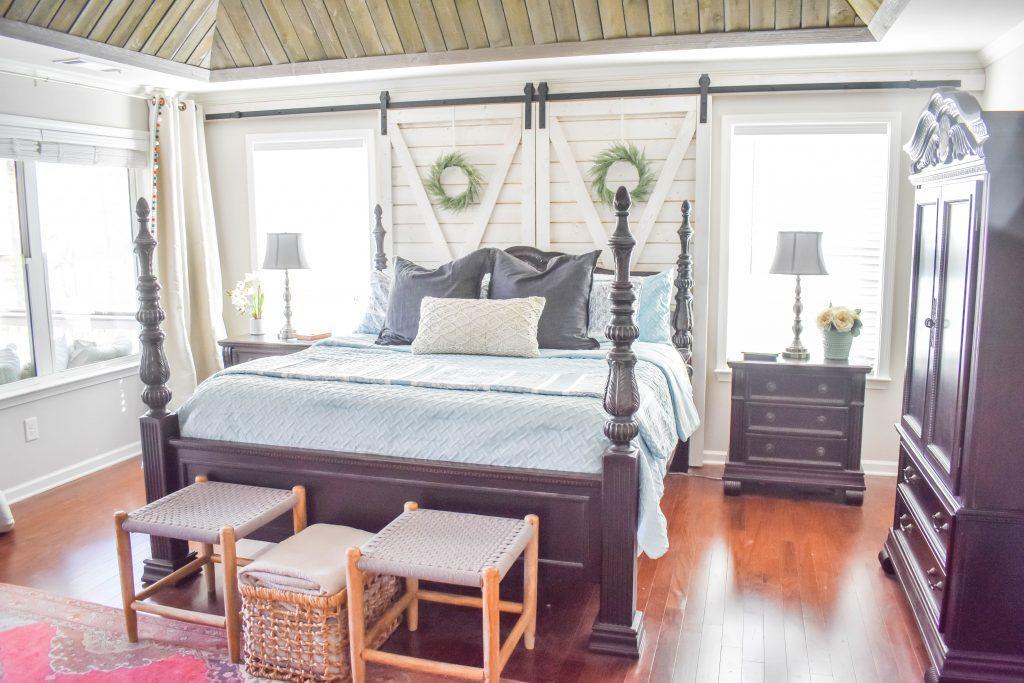 Master Bedroom Refresh JENRON DESIGNS