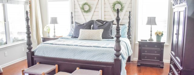 Master Bedroom Refresh JENRON DESIGNS