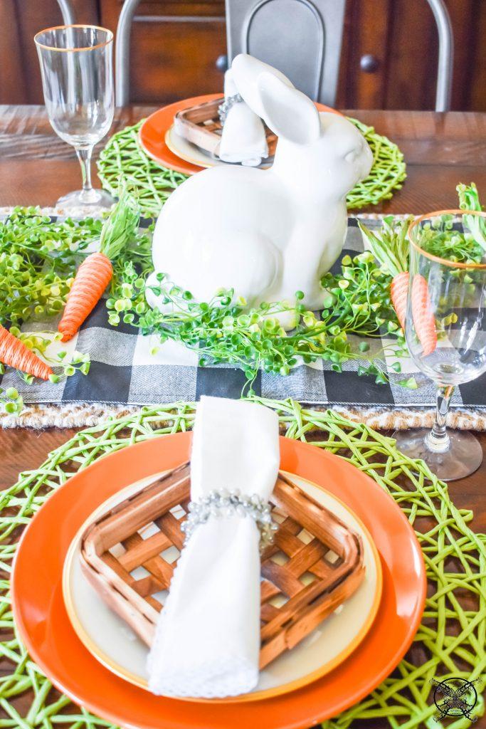 Tabacco Basket for Easter JENRON DESIGNS