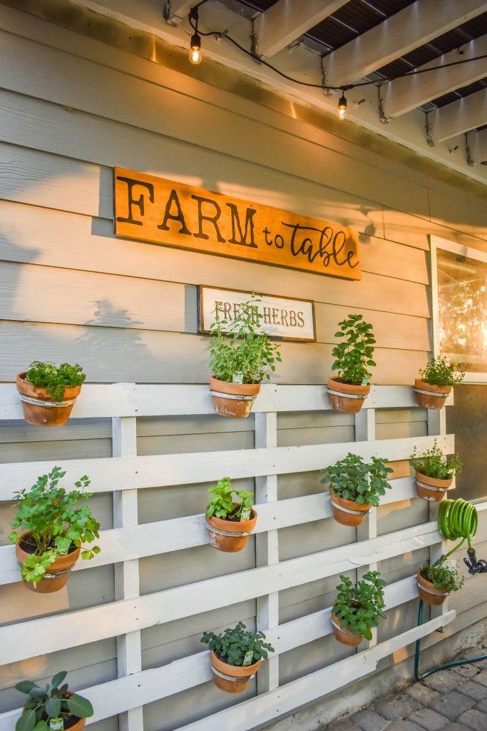 Herb Garden JENRON DESIGNS.