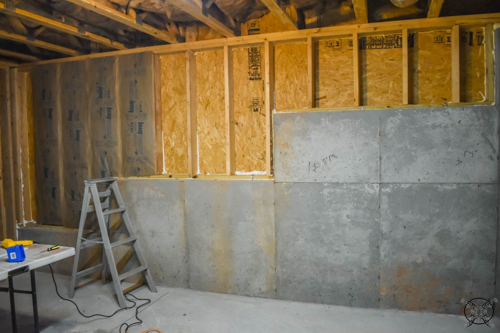 Adding Insulation JENRON DESIGNS