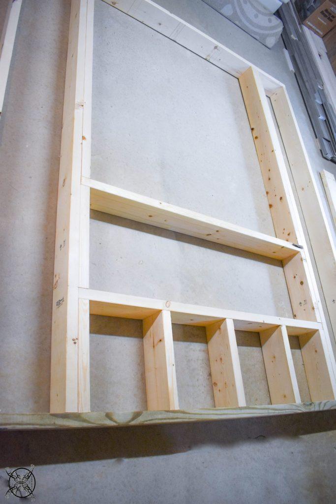 Stick Built Basement Walls JENRON DESIGNS