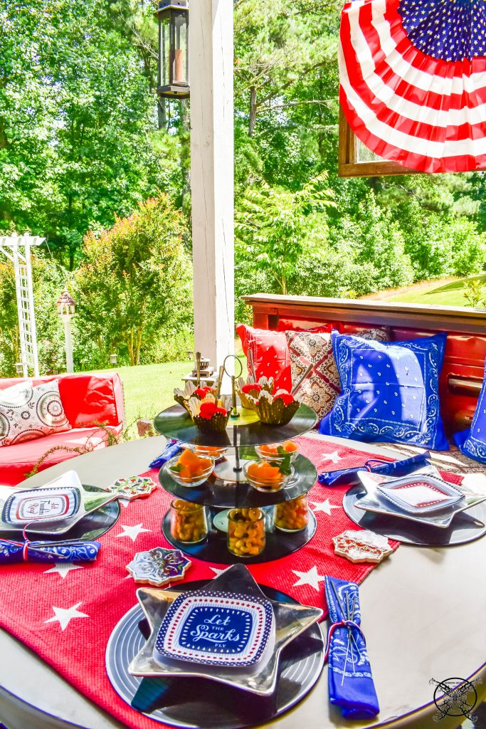 A Record Breaking 4th of July JENRON DESIGNS