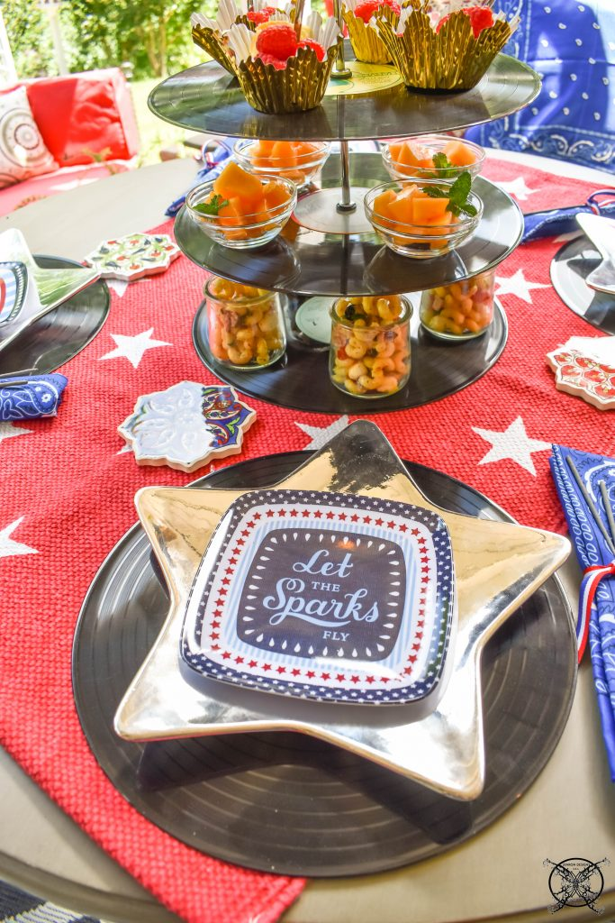 Food For 4th of July JENRON DESIGNS