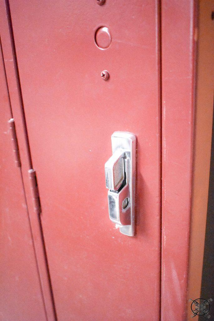 Oringial Hardware Vintage Locker JENRON DESIGNS