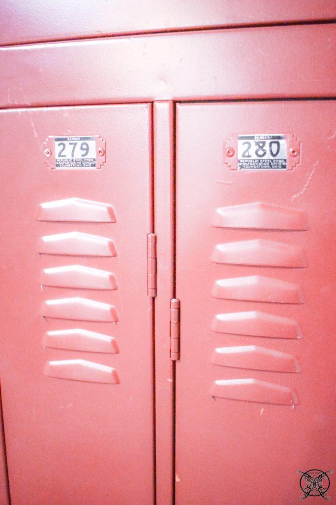 Oringial Vintage Locker JENRON DESIGNS