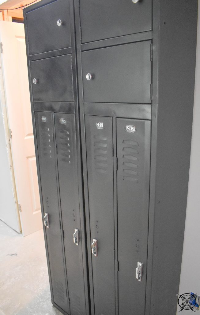Our New Vintage Locker JENRON DESIGNS