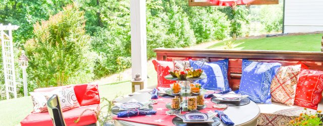 Record Breaking 4th of July JENRON DESIGNS