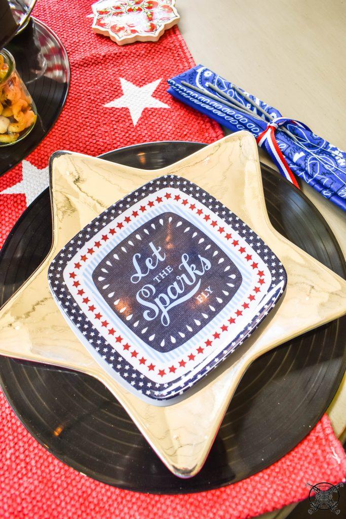 Sparklers 4th of July JENRON DESIGNS