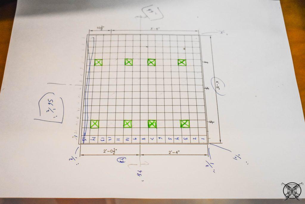 Blueprint JENRON DESIGNS