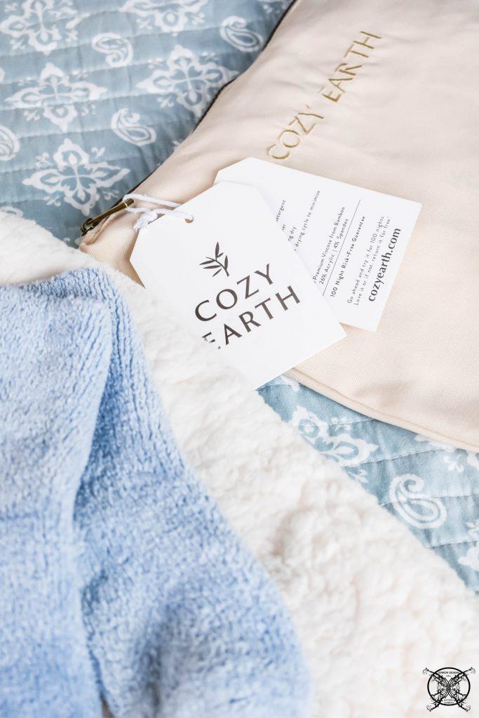 Cozy Blankets & Socks JENRON DESIGNS