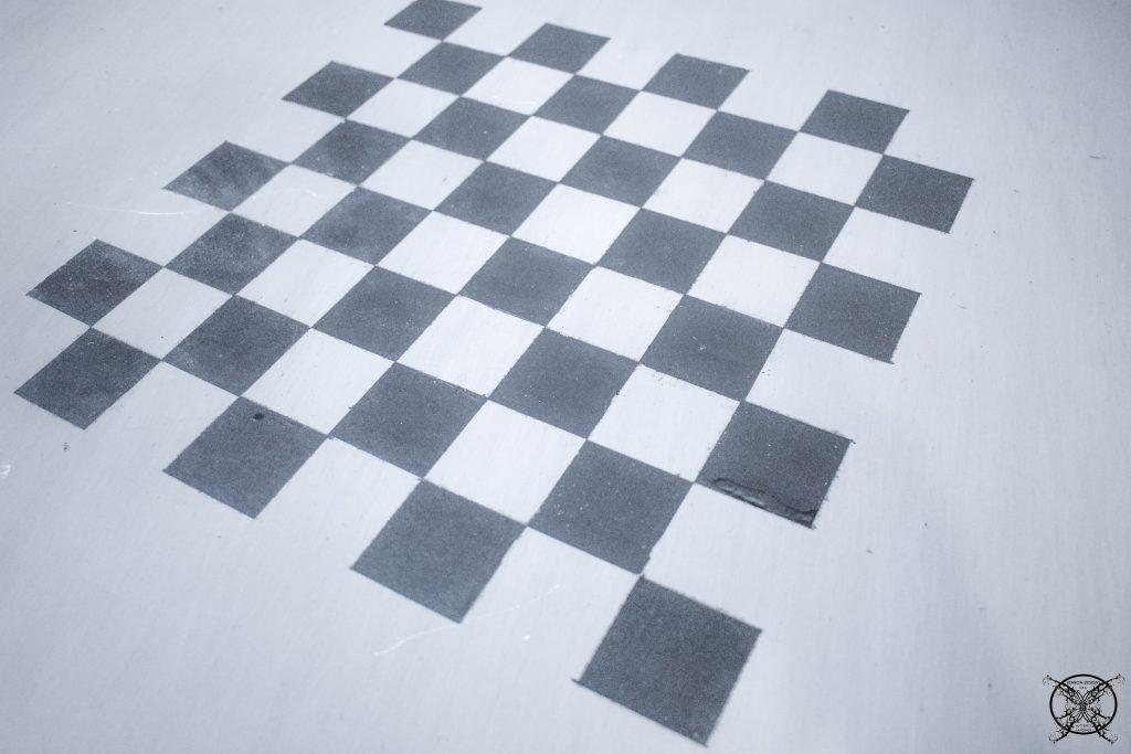 GAME TABLE DIY LAYER 1 JENRON DESIGNS.