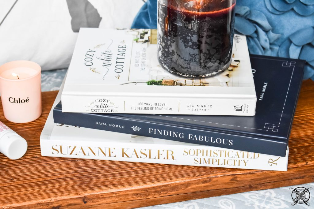 Self Care tips with Good READS JENRON DESIGNS