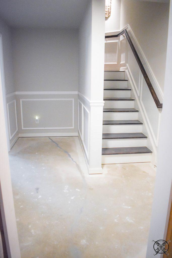 Before Floors JENRON DESIGNS