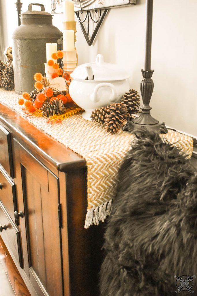 Woodland Bearskin Pillows JENRON DESIGNS