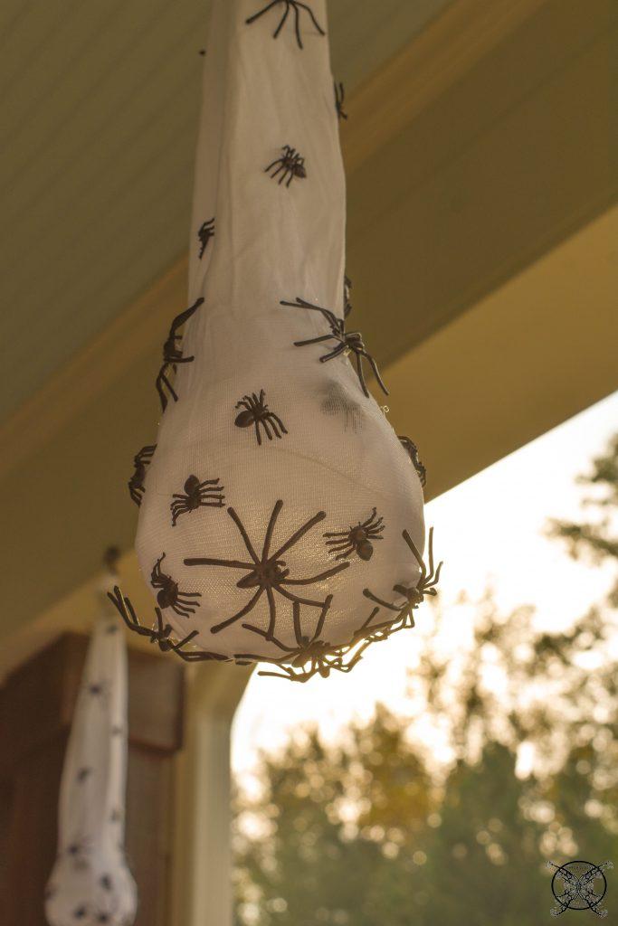Spider Sacs Porch JENRON DESIGNS