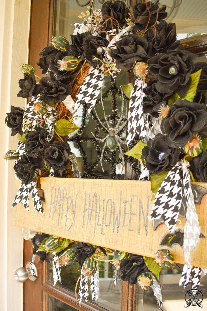 Spider Wreath JENRON DESIGNS