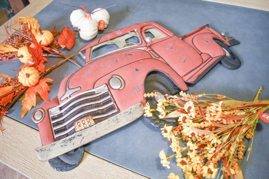 Truck Wreath Supplies JENRON DESIGNS